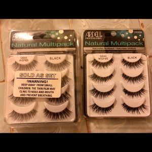 Ardell Natural Lashes Multipacks, 3 Sets
